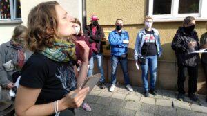 protest przeciwko wycince bieszczadzkich lasow inicjatywa dzikie karpaty 6 300x169 - Poznań: Pikieta przeciwko wycince bieszczadzkich lasów