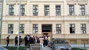 ptt nowa siedziba1 300x169 - Poznań: Prace przy nowej siedzibie Polskiego Teatru Tańca już na finiszu
