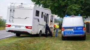 skradzione samochody fot. policja 300x169 - Wielkopolska: Policja zatrzymała gang złodziei