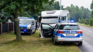 skradzione samochody fot. policja4 300x169 - Wielkopolska: Policja zatrzymała gang złodziei