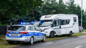 skradzione samochody fot. policja5 300x169 - Wielkopolska: Policja zatrzymała gang złodziei