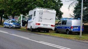 skradzione samochody fot. policja6 300x169 - Wielkopolska: Policja zatrzymała gang złodziei