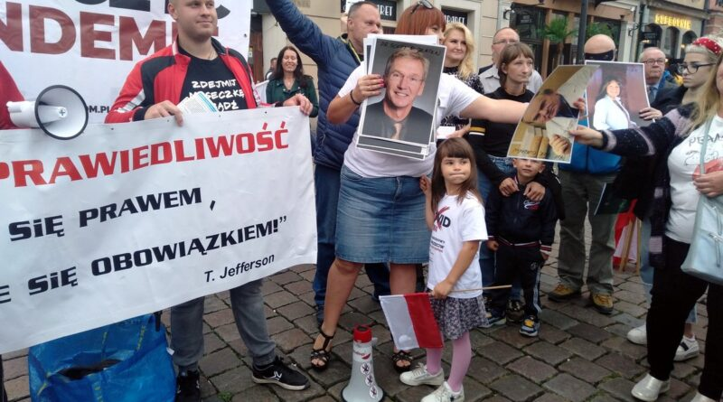 stop covid1 800x445 - Poznań: Przeciwnicy pandemii zapraszają na Marsz o Wolność