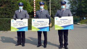 swieto strazakow w bolechowie fot. powiat poznanski 5 300x169 - Bolechowo: Sprzęt dla OSP i nagrody dla strażaków