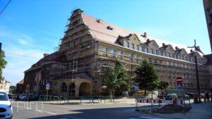 szkola przy rozanej fot. pim 300x169 - Poznań: Trwa remont szkoły przy Różanej