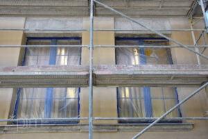 szkola przy rozanej fot. pim2 300x200 - Poznań: Trwa remont szkoły przy Różanej