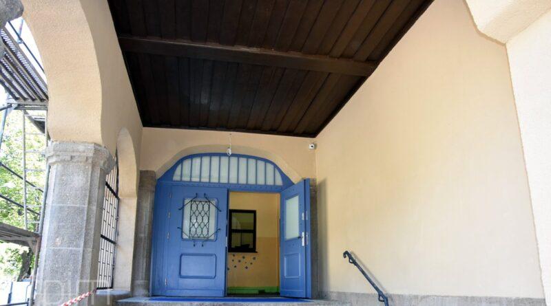 szkoła przy Różanej fot. PIM