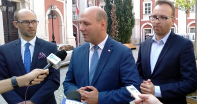 Poznań: Minister Szynkowski vel Sęk: czy to koniec koalicji?