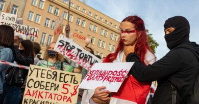Poznań: Zatrzymania, tortury i śmierć, czyli codzienność białoruskiego więzienia
