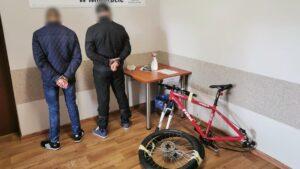 ukradziony rower fot. policja 300x169 - Ostrzeszów: Policjanci odzyskali ukradziony rower 12-letniej pasjonatki kolarstwa
