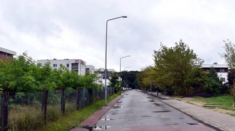 ulica Błażeja fot. PIM