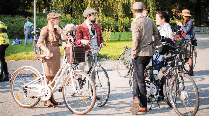 V Tweed Ride fot. A. Beim