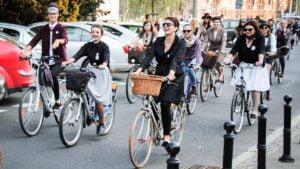 Poznań: VI Tweed Ride, czyli na rowerze - ale elegancko!