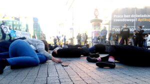 viva protest3 300x168 - Poznań: Zatrzymajmy rzeź ptaków!