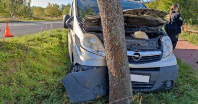 Czerwonak: Strażnicy gminni uratowali życie ofierze wypadku
