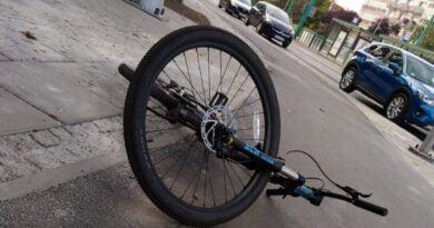 wypadek rowerowy fot. SMMP