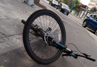 Poznań: Straż miejska pomogła małej rowerzystce