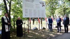 Poznań: W Forcie VII uczczono pamięć ofiar zbrodni katyńskiej