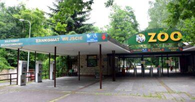 Zoo Poznań fot. policja