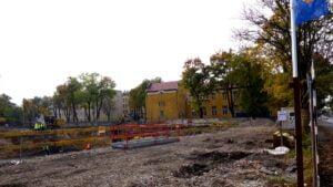 bukowska po wycince drzew fot. koalicja zazielen 300x169 - Poznań: Nielegalna wycinka drzew na Bukowskiej