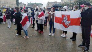 dla kobiet na bialorusi 300x169 - Poznań: Marsz dla kobiet z Białorusi