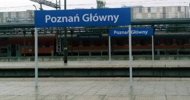 dworzec PKP Poznań
