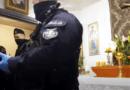 interwencja policji w Towarzystwie Salezjańskim fot. YT