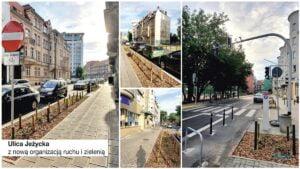 jezycka fot. zdm 300x169 - Poznań: Jak zmieniły się Poznańska i Jeżycka?