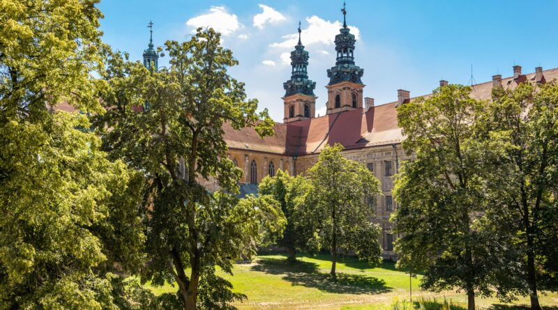 Lubiąż - klasztor - opactwo cystersów fot. Sławek Wąchała