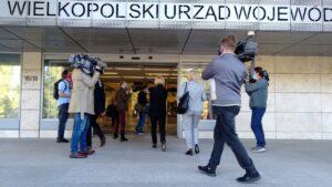 Poznań: Posłanki skontrolowały... Wielkopolski Urząd Wojewódzki