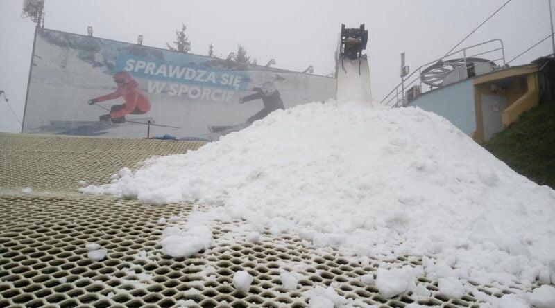 Malta Ski śnieg fot. UMP