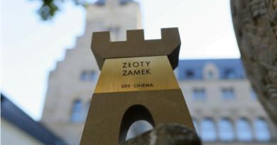 Off Cinema Złoty Zamek fot. CK Zamek