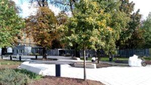 plac Stary Browar