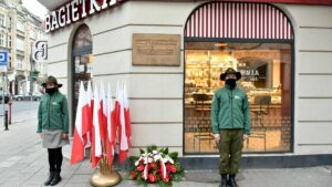 powstanie wegierskie fot. ump3 300x169 - Poznań: Kwiaty dla upamiętnienia Powstania Węgierskiego