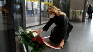 powstanie wegierskie fot. ump4 300x169 - Poznań: Kwiaty dla upamiętnienia Powstania Węgierskiego