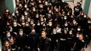 poznan czarny protest fot. mlodzi nowoczesni 300x169 - Młodzi Nowocześni: czarny protest w całej Polsce!