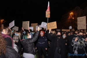 Protest - Aborcja wszędzie, bo była, jest i będzie fot. Sławek Wąchała