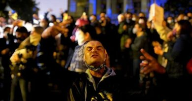 protest przeciwko wyrokowi TK fot. S. Karpiński