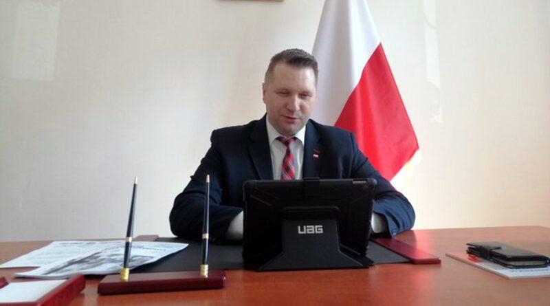 Przemysław Czarnek fot. FB