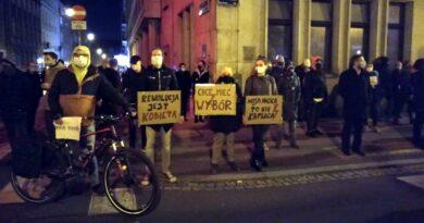 Strajk Kobiet: Kto jest winny rozpętaniu konfliktu?