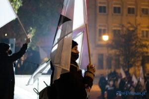 strajk kobiet poznan 31.10 fot. slawek wachala 0129 300x200 - Poznań: Dziewiąty dzień Strajku Kobiet