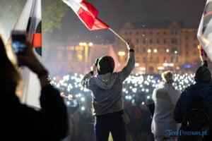 strajk kobiet poznan 31.10 fot. slawek wachala 0152 300x200 - Poznań: Dziewiąty dzień Strajku Kobiet