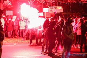 strajk kobiet poznan 31.10 fot. slawek wachala 0196 300x200 - Poznań: Dziewiąty dzień Strajku Kobiet