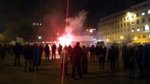 strajk kobiet savita 2 300x169 - Poznań: Strajk Kobiet wspominał kobiety zmarłe z powodu zakazu aborcji