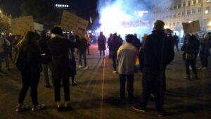 strajk kobiet savita 3 300x169 - Poznań: Strajk Kobiet wspominał kobiety zmarłe z powodu zakazu aborcji