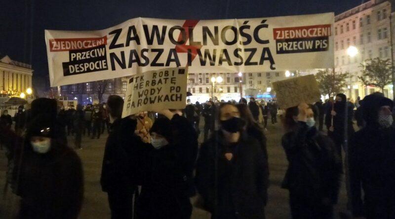 Strajk Kobiet o Savicie