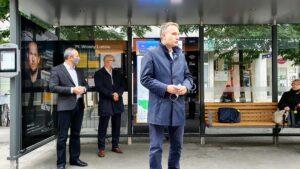 system informacji pasazerskiej ams fot. ump 300x169 - Poznań: Gdzie jest tramwaj lub autobus? System ci powie!
