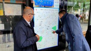 system informacji pasazerskiej ams fot. ump2 300x169 - Poznań: Gdzie jest tramwaj lub autobus? System ci powie!