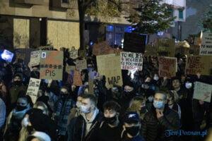 #ToJestWojna Protest dzień 7 fot. Sławek Wąchała