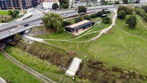 Poznań: Rusza budowa łącznika Wartostrady na moście Chrobrego